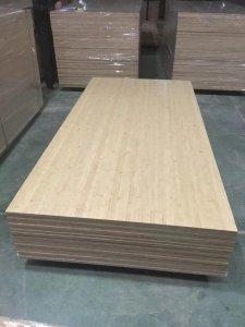 Płyty meblowe bambusowe 1